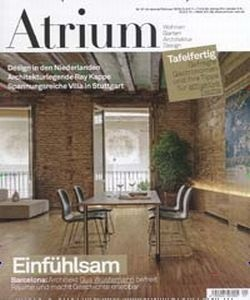 alles ber die zeitschrift atrium ratgeber. Black Bedroom Furniture Sets. Home Design Ideas