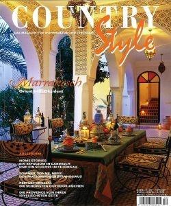 Country-Style-Zeitschrift