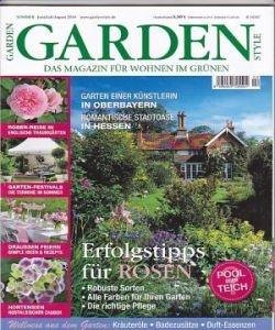 Garden-Style-Zeitschrift
