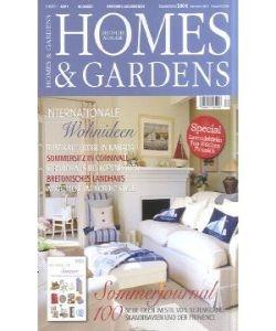Homes-and-Gardens-Zeitschrift