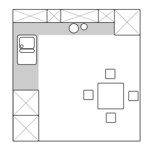 Küche planen l-form  Küchen in L-Form planen und gestalten | Wohnen.de Ratgeber