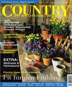 country-zeitschrift