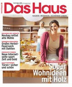 das-haus-Zeitschrift