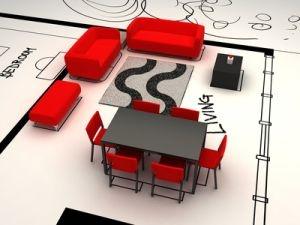 wohnzimmerplanung