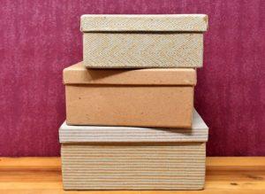 3-Kisten-Methode - Aufräumen und Ausmisten