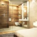 Wenn sich Bad und Schlafraum verbinden: Bad en suite
