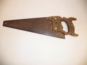 Praktische Handwerkzeuge, die jeder haben sollte: Fuchsschwanz Säge