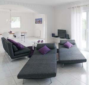 g stezimmer mit schlafcouch einrichten infos und kauftipps. Black Bedroom Furniture Sets. Home Design Ideas