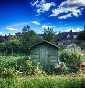 Gebäude im Garten und auf dem Grundstück vor Sturm schützen - so ist alles sturmfest!