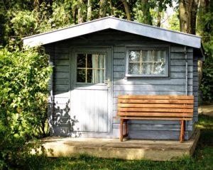 So Machen Sie Ihr Gartenhaus Sturmsicher   Tipps Und Infos Zur Sicherung  Von Gartenhäusern Und Geräteschuppen