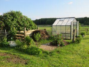 Sturmfestes Gewächshaus - Gewächshaus im Garten sichern und vor Sturm schützen