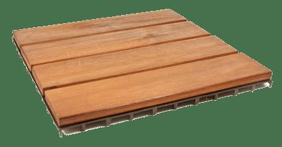Schnell und einfach: Klick-Fliesen für den Balkon oder den Bau einer Terrasse im Garten.