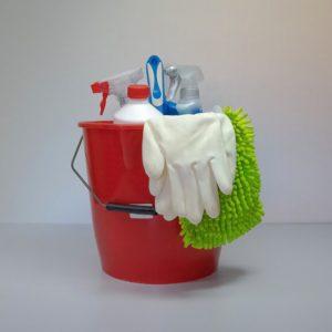 Putzzeug: Was brauche ich zum Wohnung putzen - Putzzeug, Putzmaterial, Putzutensilien