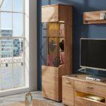 Glas verleiht Schrankmöbeln eine ganz besondere Note und erlaubt die attraktive Präsentation des Schrankinhalts.