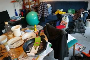 In chaotischen Verhältnissen kann man in den eigenen vier Wänden nicht mehr entspannen - die Wohnung wird zum Stressfaktor.