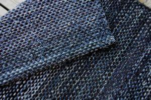 Teppichreinigung von gewebten Teppichen - Flickenteppich