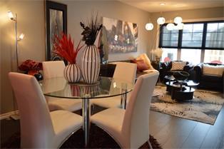 Wenn mehr Geld zur Verfügung steht, werden Möbel und Einrichtungsgegenstände bewusster gewählt und gerne gekauft.