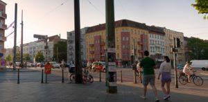 Wohnen in Deutschland - z.B. in Berlin, Prenzlauer Berg