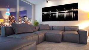 Hinsetzen oder hinlegen und wohlfühlen: Polstermöbel für ein gemütliches Zuhause.